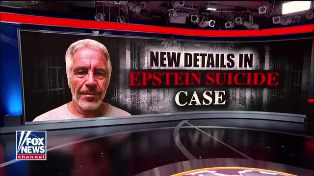Broken neck bones may deep mystery surrounding Jeffrey Epsteins death