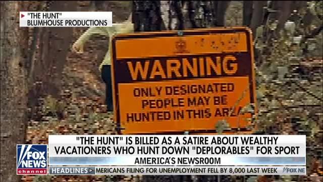 Satirical Film The Hunt Glamorizes The Killing Of Trump