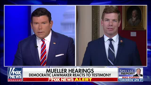 Rep. Eric Swalwell says Robert Muellers testimony was only Act 1