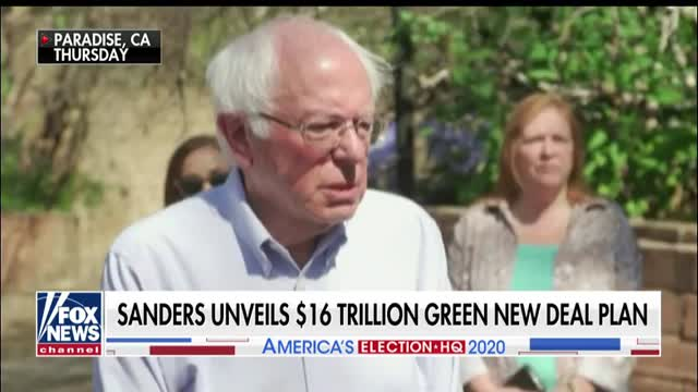 Bernies $16T climate plan would have zero impact, ClimateDepot.coms Marc Morano says
