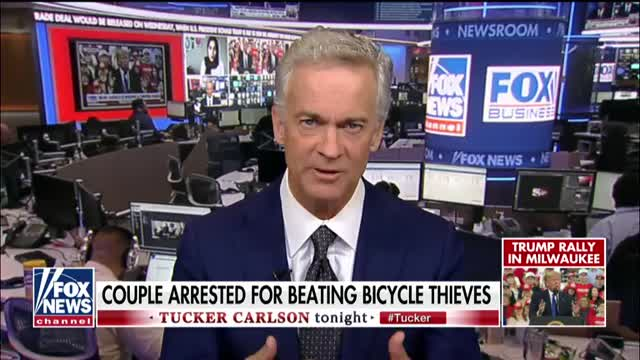 California couple arrested for setting trap, beating bicycle thieves