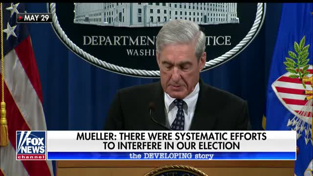 New report claims to have uncovered conflicts of interest inside Robert Muellers Russia investigation