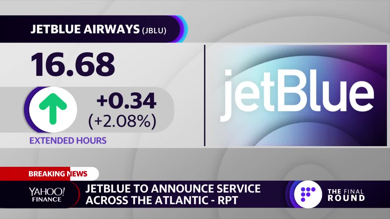 JetBlue reportedly preparing for a major announcement on Atlantic travel