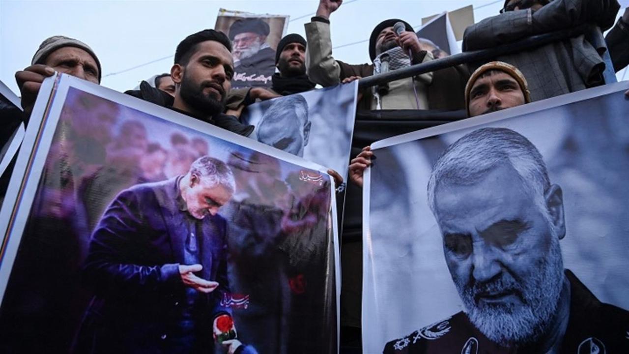 Iran Options Seem Narrow as It Seeks to Avenge Slain General