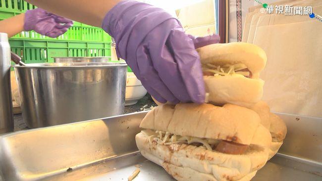 青年賣餐車三明治 走訪偏鄉分享快樂