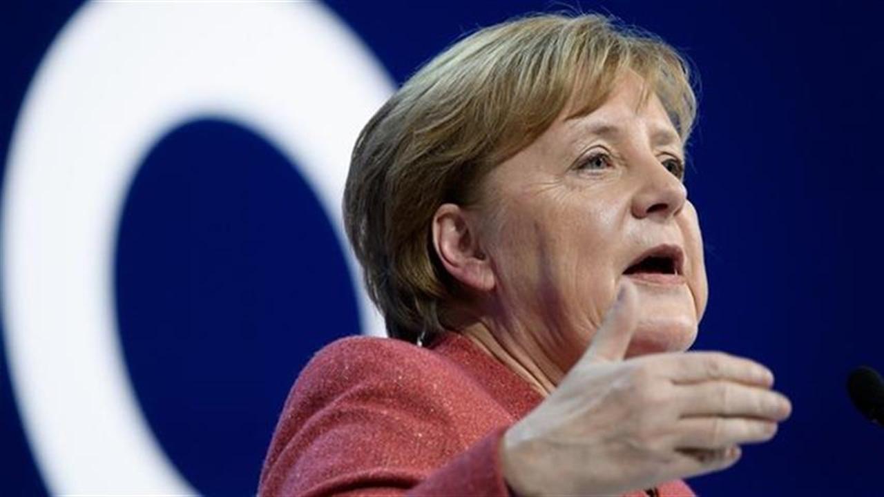 Merkel Says Meeting Paris Climate Goals Is 'Matter of Survival'