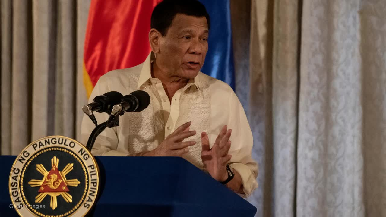 Philippine President Duterte threatens to end military deal with U.S