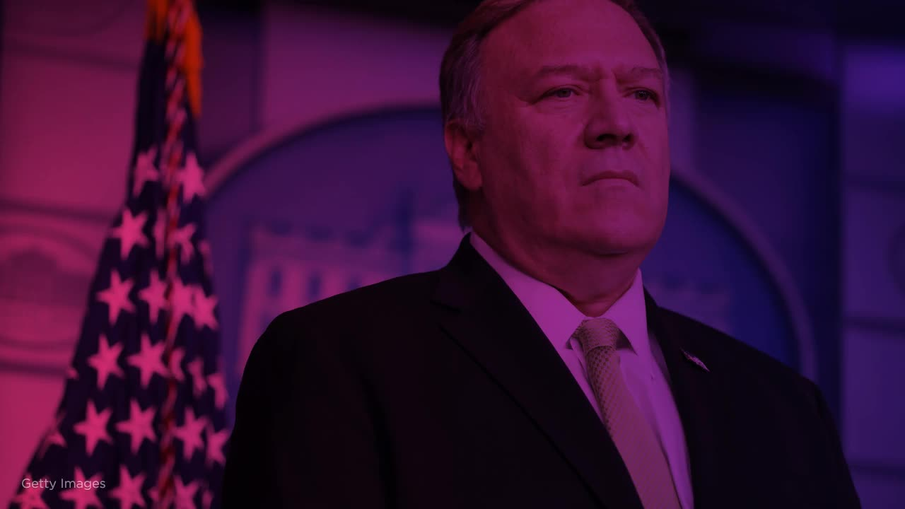 Pompeo lashes out at journalist; NPR defends reporter