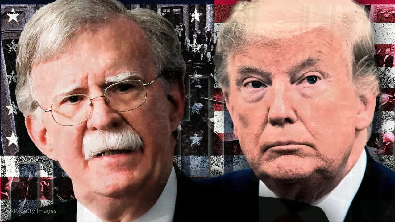 Poll shows voters believe Bolton over Trump — and they want Bolton to testify