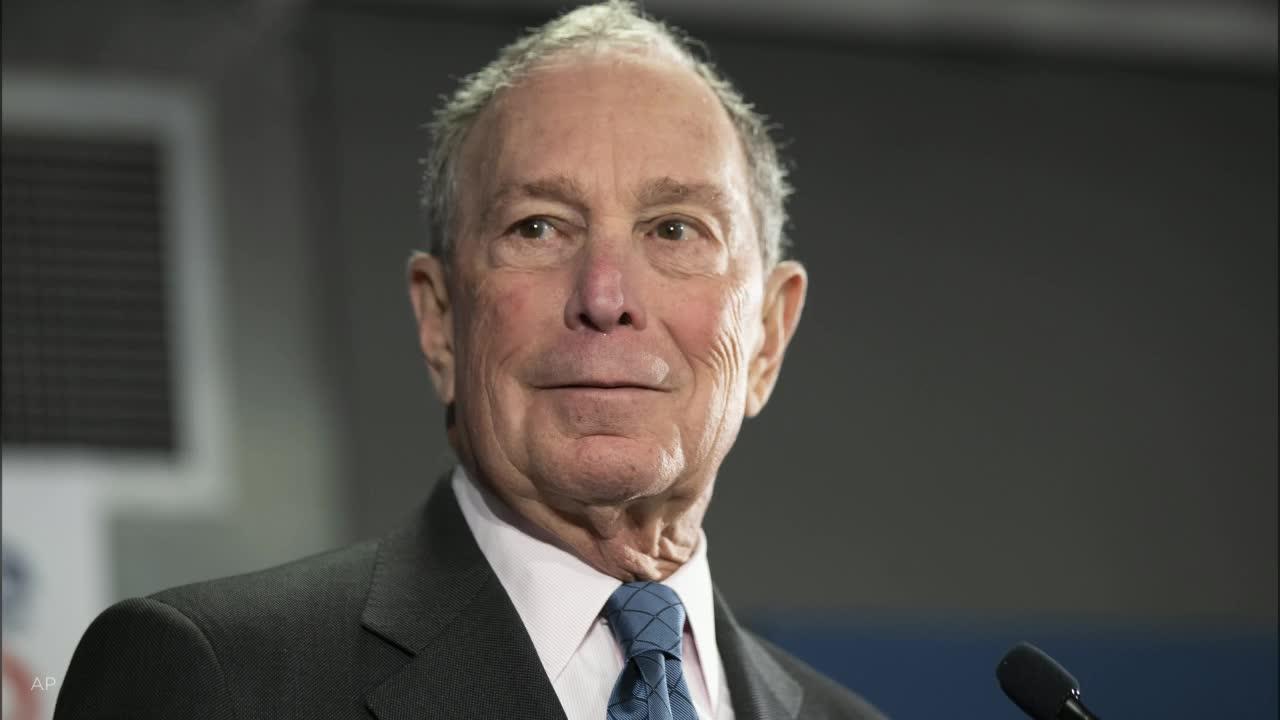 Bloomberg glides past Warren to No. 3 in Democratic race — Reuters/Ipsos poll