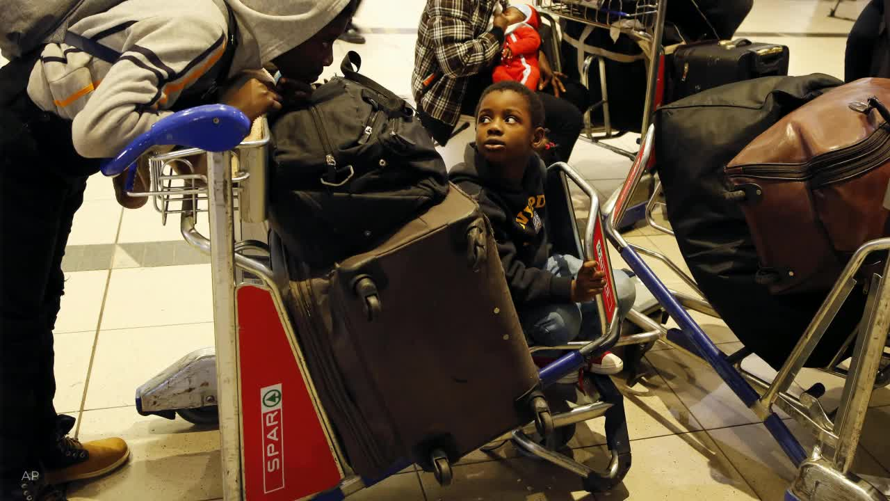 Trumps expanded travel ban targets prospective immigrants from Nigeria, five other countries