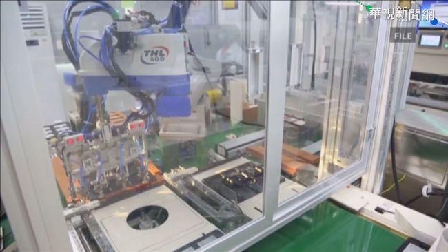 武漢肺炎衝擊供應鏈 台電子廠遭殃