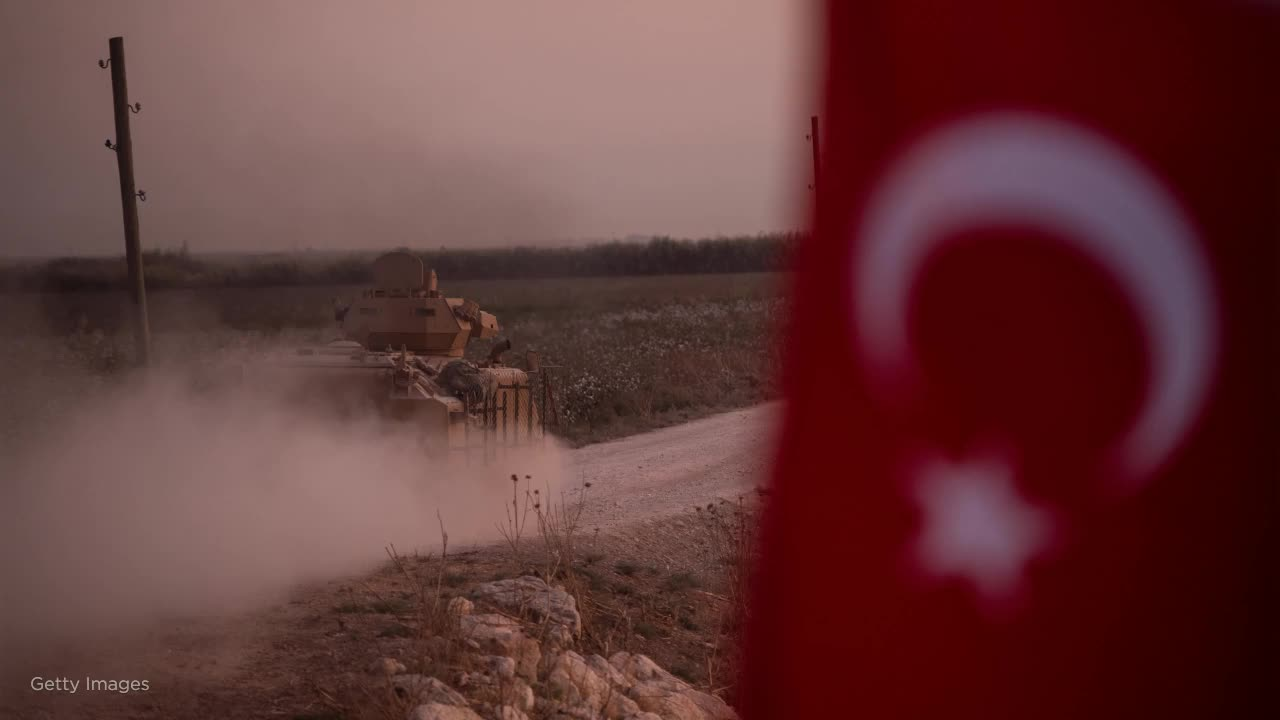 Turkey and Russia exchange warnings against operation in Syria