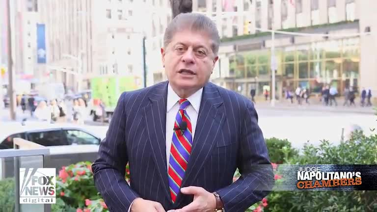 Napolitano: Why Paul Manafort is Trump's beast in the night