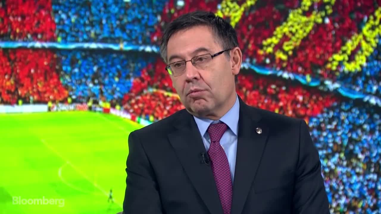 FC Barcelona President Says Messi Won't Be Sold