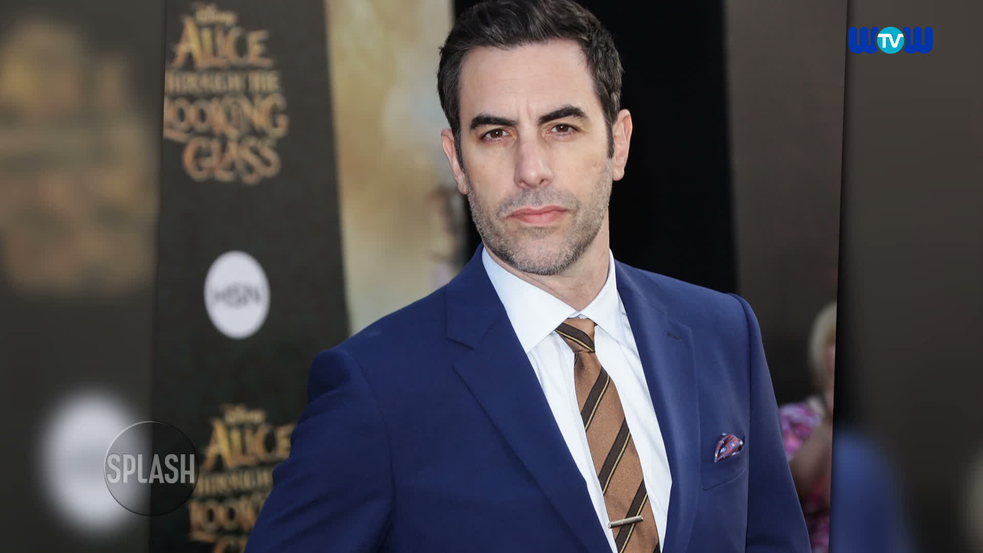 Wowtv Sacha Baron Cohen Offers To Pay Fines For Arrested Mankini Borat Impersonators