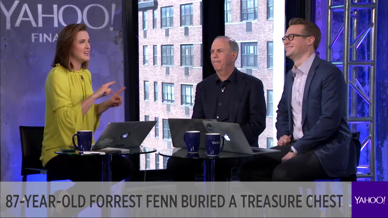 Forrest Fern's Hidden Treasure