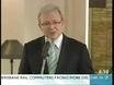 Rudd resisting greenhouse pressure