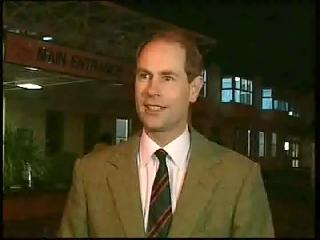 It's a baby boy for Prince Edward