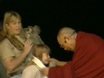 Dali Lama Visits Zoo Down Under