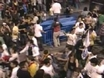 Madrid Fans Battle Police
