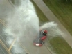 i-CAUGHT: Sports Car Creates Water World