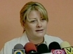 Chavez Apologizes for Her Husband