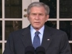 Bush Presses Congress on Funding