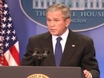Bush Calls NIE a 'Warning Signal'