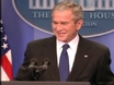 Bush Calls Campaign Trail 'Fun'