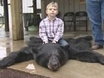 5-Year-Old Kills Bear