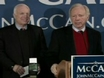 Lieberman Backs McCain
