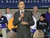Obama Rises as Iowa Front-Runner