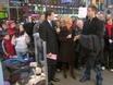 Cameron Matheson Donates Coats