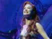 Disney's Ariel, Sebastian and Ursula light up the Great White Way.