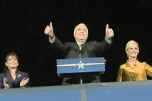 McCain Camp Accepts Tough Loss