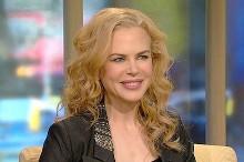 Nicole Kidman Opens Up