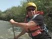 Rafting the Jordan River