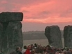 Who loves the sun: 20,000 fete solstice at Stonehenge