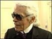 Lagerfeld to exhibit in London