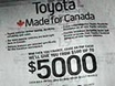 Cross-border shopping lowers Canadian used-car prices