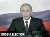 Putin's party expected to win Russian election