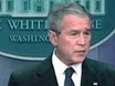 'Iran was dangerous, Iran is dangerous,' Bush insists