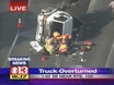 I-95 Accident Causes Traffic Backups