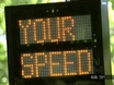 New Electronic Signs Show Drivers Speeds In Denver