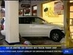 SUV Crashes Into Frozen Yogurt Shop