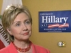 Hillary Clinton Chats About Iraq War, 'Sicko'