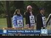 Seneca Valley Teachers Go Back To Class