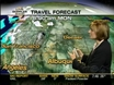 Sunday AM Forecast: You May Not Want To Travel