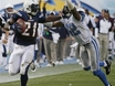 Chargers AFC West Champs After 51-14 Rout Over Lions
